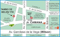 Locales de EDITORA DELTA