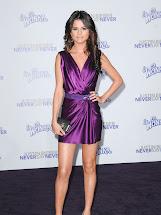 Selena Gomez Purple