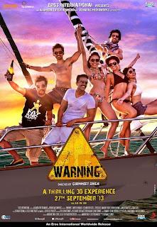 Warning (2013) Hindi Movie Release Date