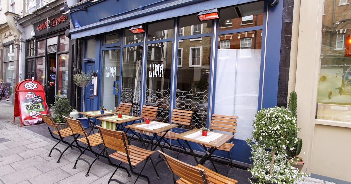 London Japanese Peruvian Restaurant
