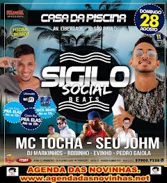CASA DA PISCINA - SIGILO SOCIAL BEATS