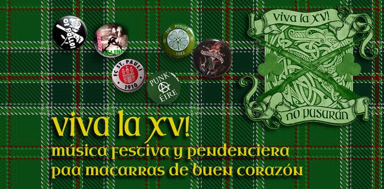 Viva La XV!