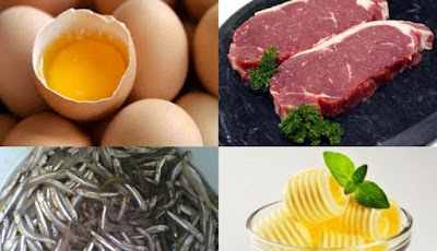 Healthy Foods to Gain Weight