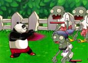 Panda vs Zombies