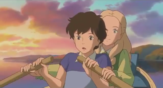 OMOIDE NO MARNIE - WHEN MARNIE WAS THERE TRAILER DELL'ULTIMO FILM DELLO STUDIO GHIBLI