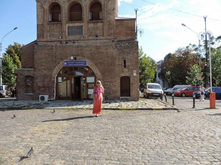 Iulia Motoc Patriarhie, Turnul Clopotnita din 1698, 8 septembrie 2013