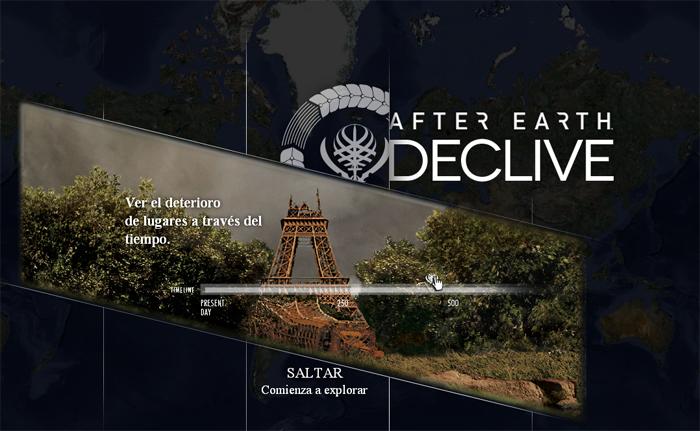 After Earth - El Declive