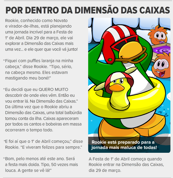 Ondas Do CP Club Penguin