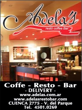 ADELA´S -  Restó   Coffee  Bar