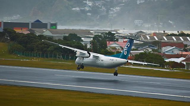 Aeropuertos peligrosos del mundo: Wellington