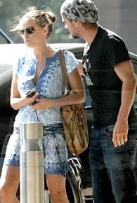 Colin Farrell & Alicja Bachleda-Curuś, ex-novia (2008 a 2010)