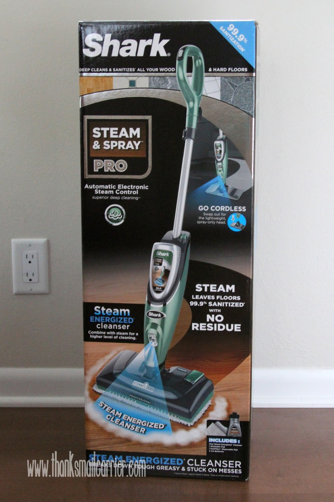 Thanks Mail Carrier The Most Advanced 3 In 1 Cleaning