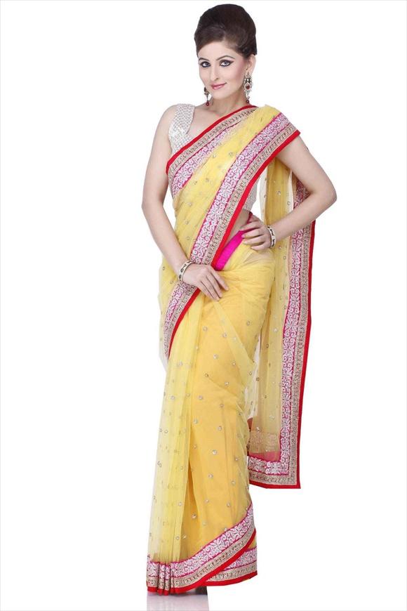 net sarees images