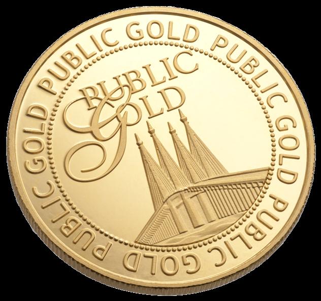 50G GOLD COIN