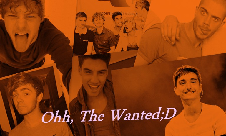 Ohhh, The Wanted ;D