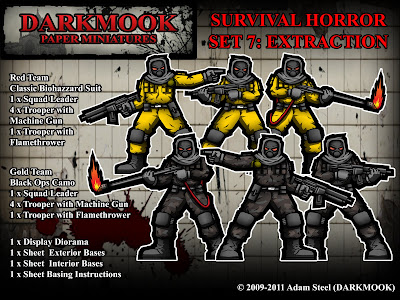 Survival Horror Set 7 Product Information