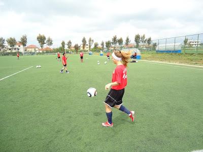 La nazionale di calcio femminile albanese