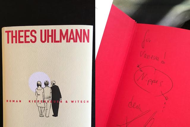 Lesung Sophia, der Tod und Ich von Thees Uhlmann
