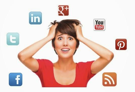 Social Media Stressed