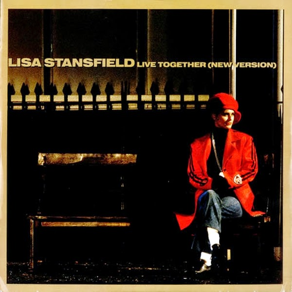 Lisa Stansfield - Live Together (New version) (CDM)