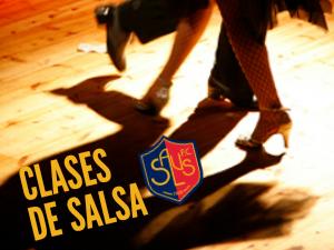 CLASES DE SALSA