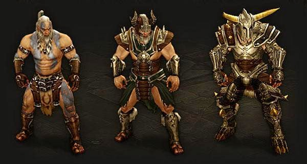 A Brief Diablo 3 Barbarian Leveling Guide