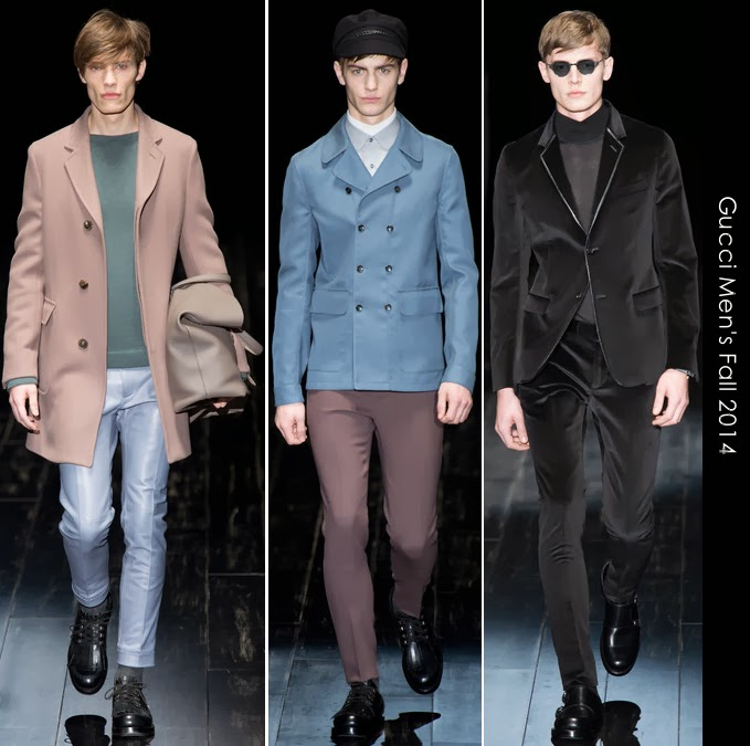gucci mens fall 2014 collection