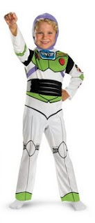 Buzz Light-year Classic Toddler Child Costume