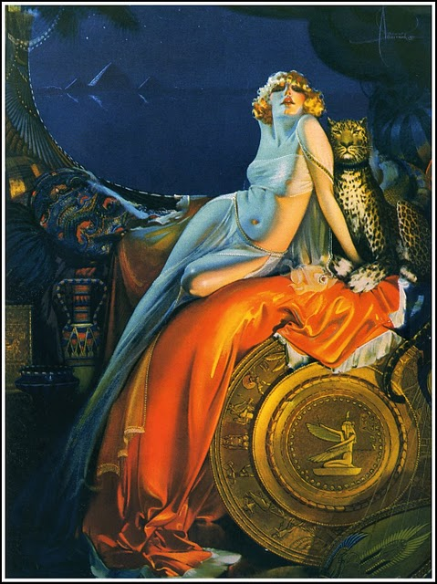 armstrong vintage illustration