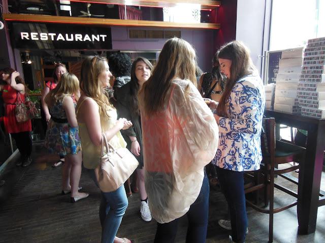 London blogger meet up