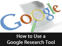 How to Use Google Keyword research tool