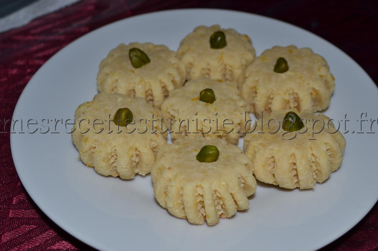 Patisserie tunisienne recette - Cuisine tunisienne traditionnelle four ...