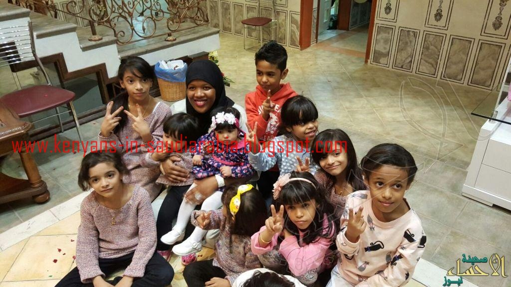 kenyans in saudi arabia saudi family throw a suprise