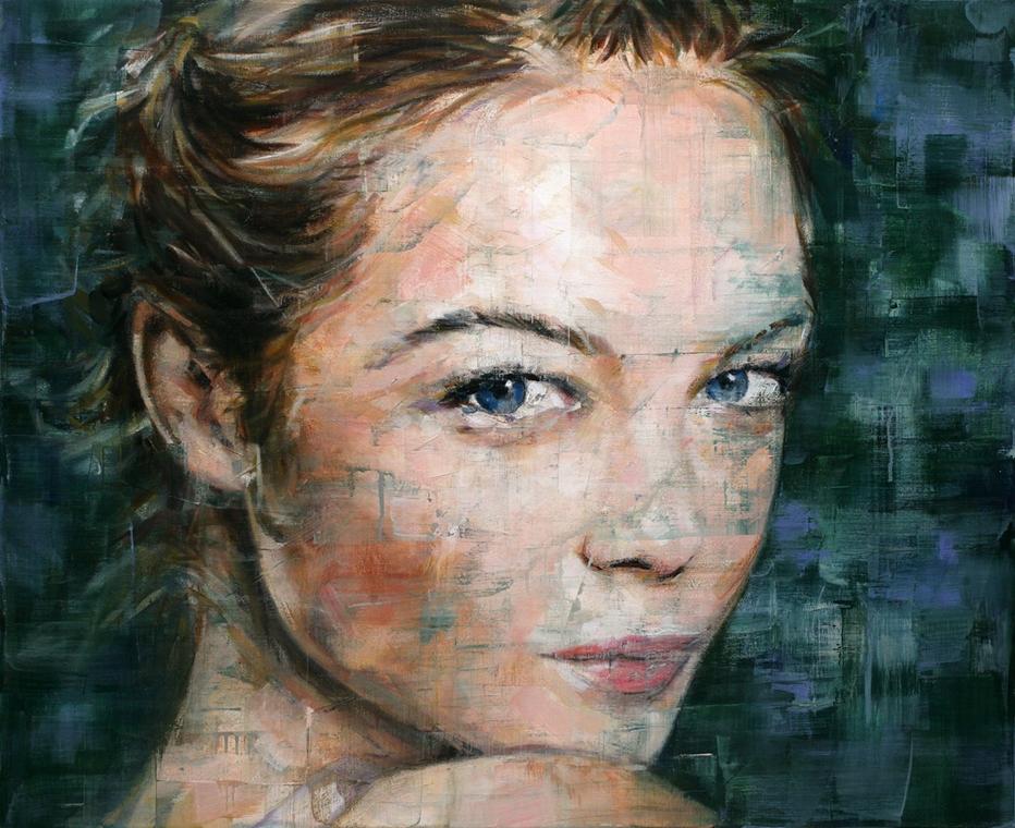 Oil Portrait Painting Com