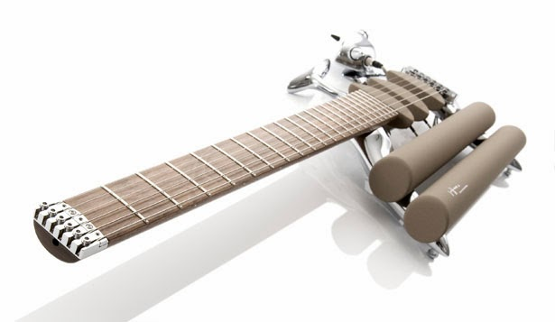 Innovative and Creative Guitar Instrument