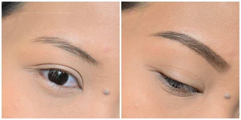 The Face Shop Lovely Me Ex Style My Brow Pencil Review My Lucid