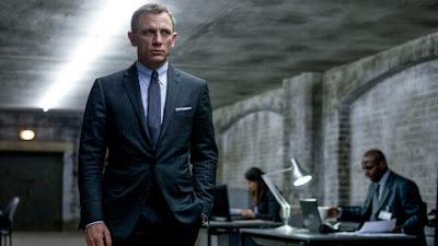 James Bond Daniel Craig 007