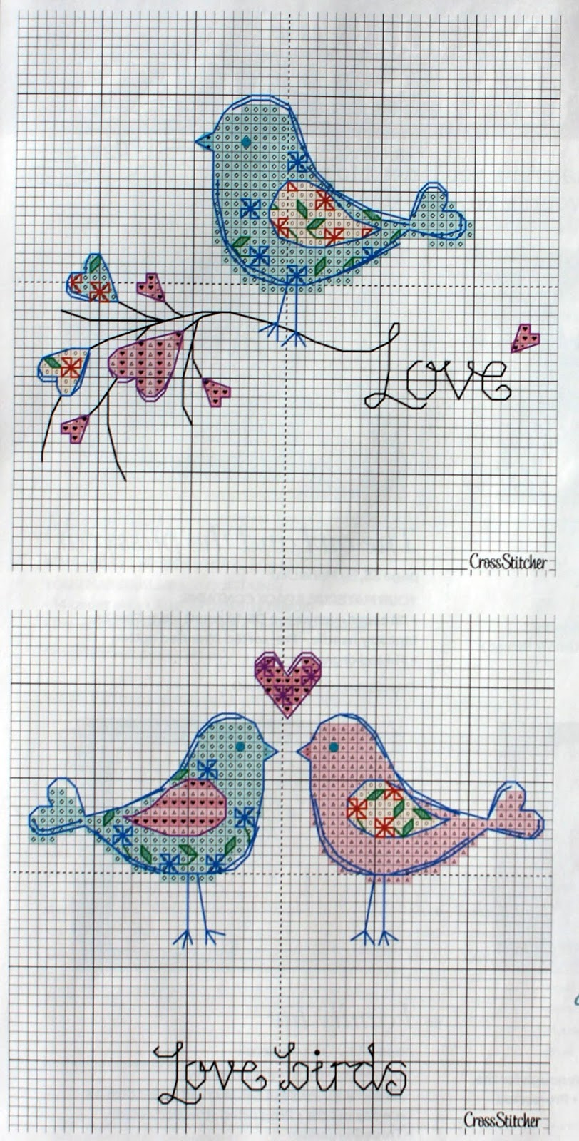How to Cross Stitch : How to Do Basic Cross Stitches
