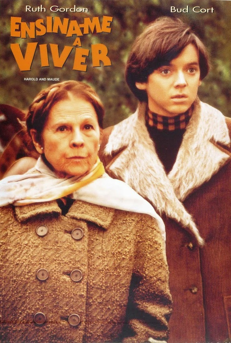 Ensina-me a Viver – Dublado (1971)
