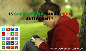 social media, social networks, anit-social
