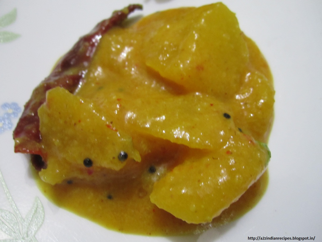 marathi raw mango Raw mango chutney recipe – this recipe of green mango chutney is my mom's and we usually have this mango chutney with dal-rice or with rice kanji/pej (savory rice porridge) since the mangoes are raw, so this chutney is a sour one much unlike the sweet mango chutney recipe i had posted earlier .