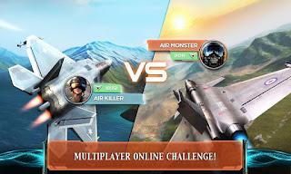 Modern Air Combat Infinity Mod Apk v1.2.0