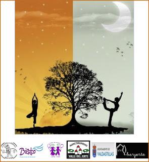 I Jornada de Yoga y Artes Corporales Valle del Jerte