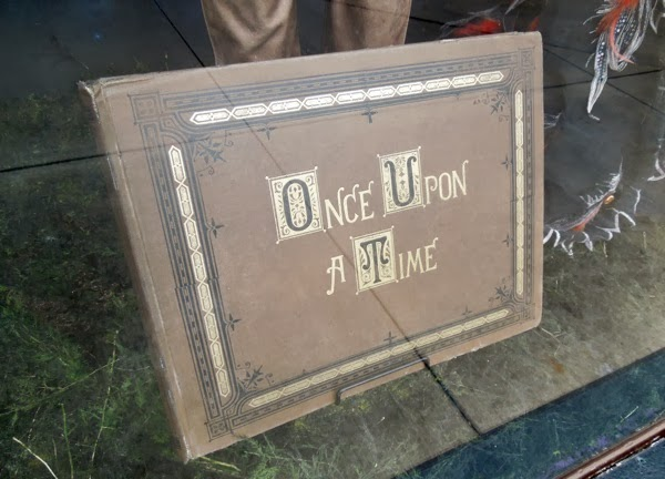 Once Upon a Time storybook prop