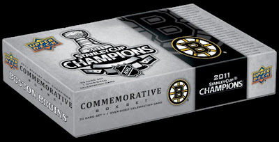 2011 Boston Bruins Stanley Cup Champions Set