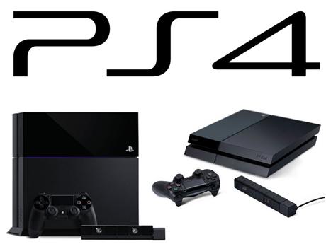 Primer vistazo a la nueva PS4 de Sony