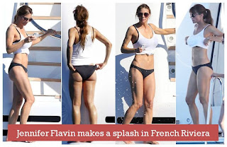 Top 40 Celebrity Bikini Shapes on Summer August 2013