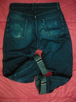 Jeans Edifice selvedge sz 31