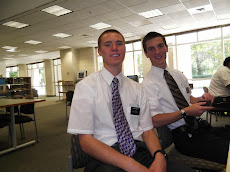 Elder Foster & Elder Welch