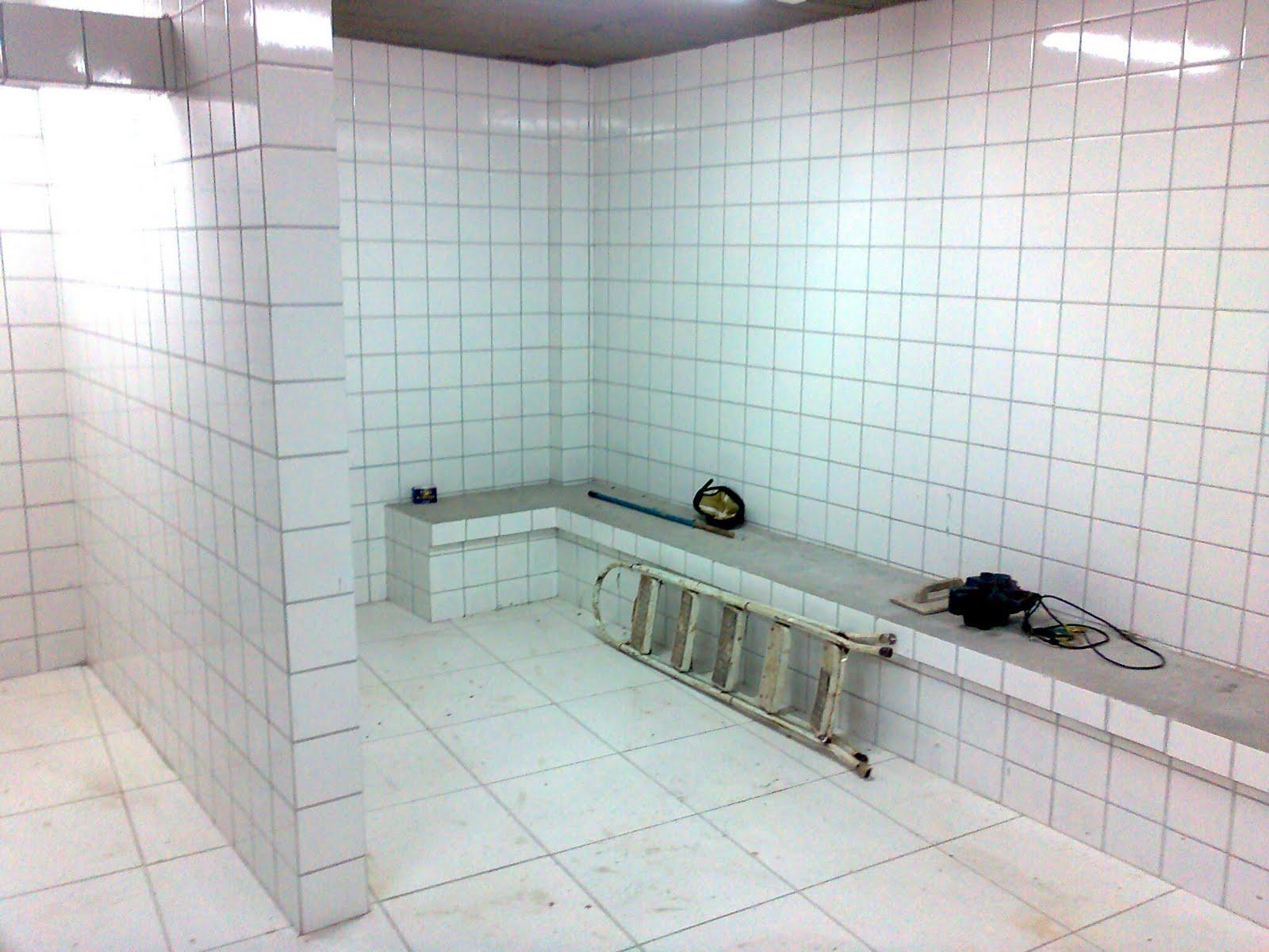 SECRETARIA MUNICIPAL DE ESPORTE E LAZER DE PARANAVAÍ SEMEL: Maio  #587370 1600x1200 Banheiro Com Azulejo No Teto